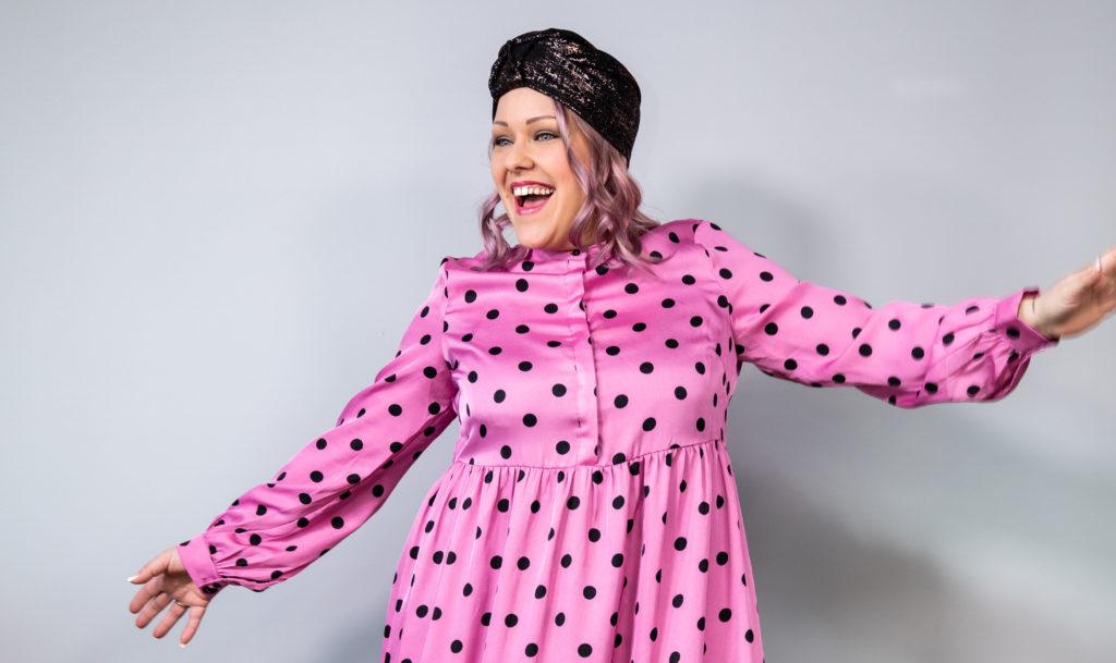Hiuspäähine toi ratkaisun hiustenlähtöön – Linda Four Reasonsin muuttumisleikissä