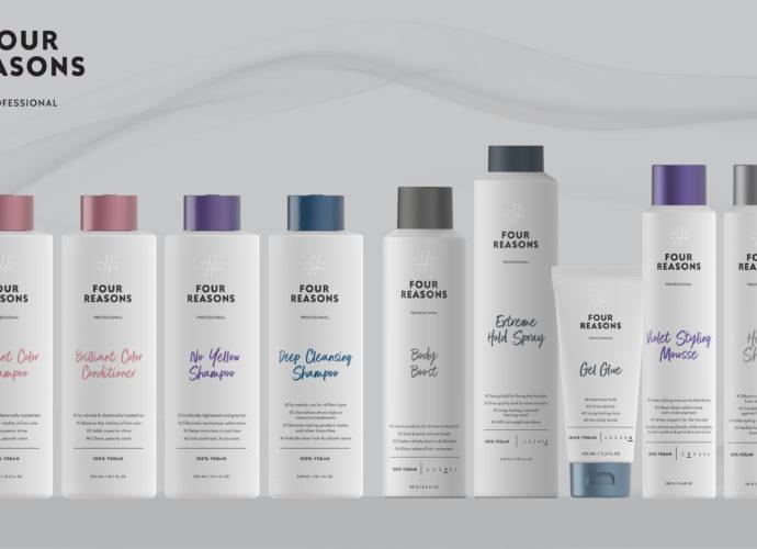 Four Reasons Professional – puhdasta premiumia, sinulle ja hiuksillesi