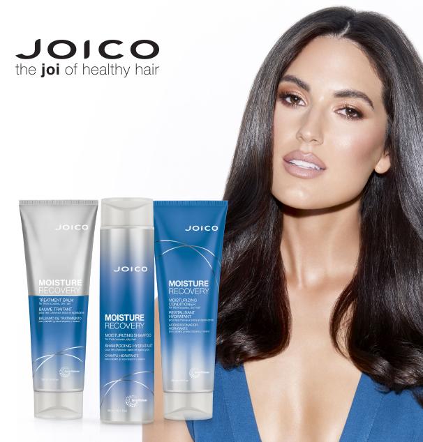 Suositut Joico Moisture Recovery -tuotteet uudistuivat!