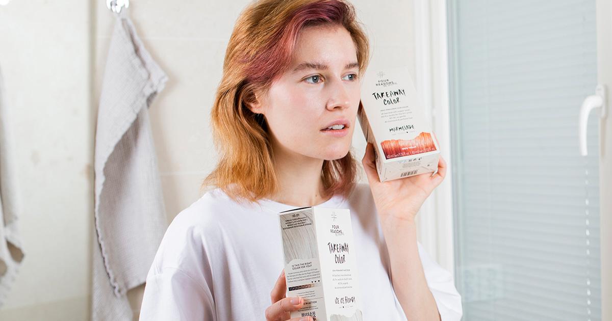 Eloisa, kaunis hiusväri helposti kotona? Näin valitset oikean sävyn!