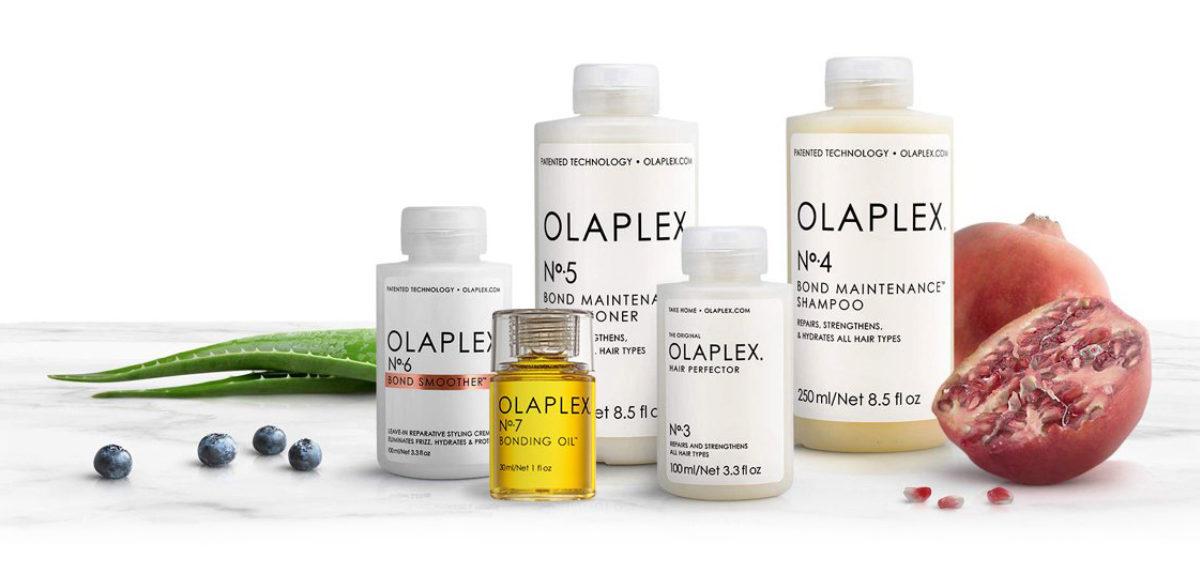 Tunnetko kaikki Olaplex-tuotteet?