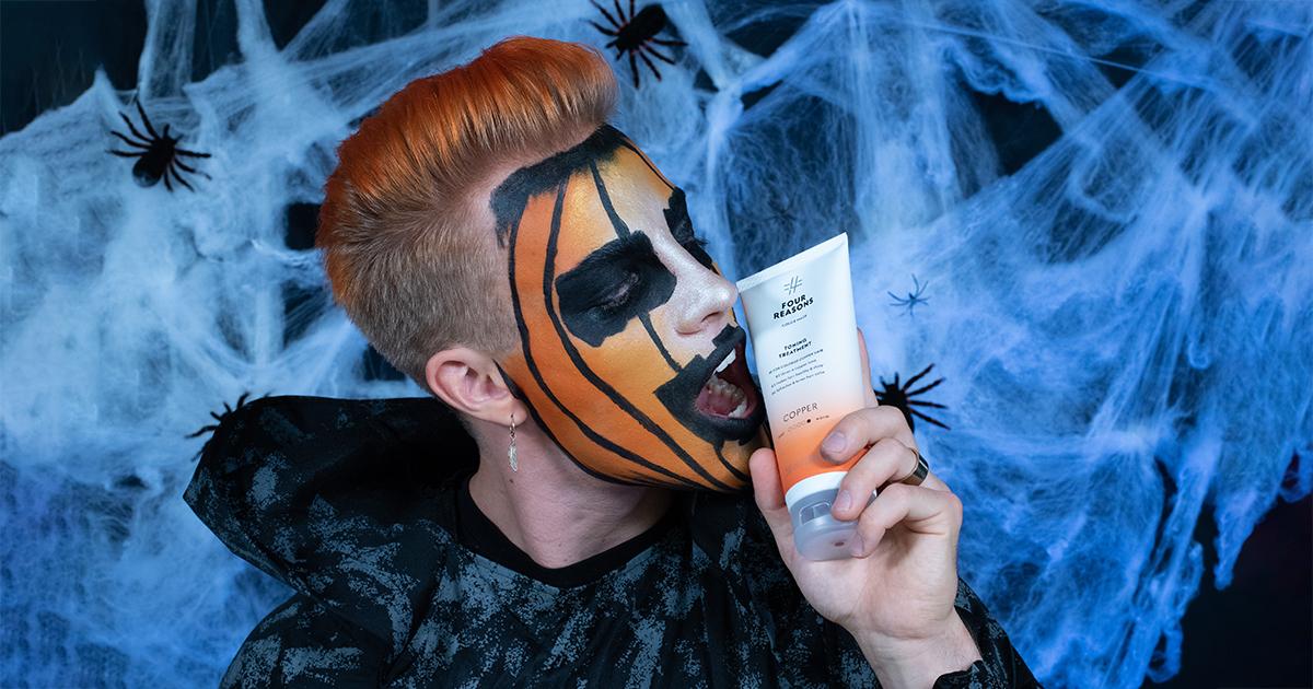 Inspiraatiota halloween-asuihin – katso 3 ideaa hiuksiin ja meikkiin!
